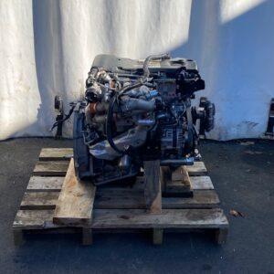 2013 4JJ1 Twin turbo