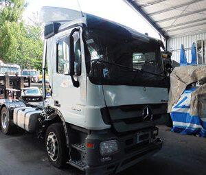 2015 Merc Benz Actros