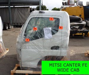 *Ready to fit Cabs