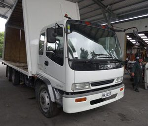 ISUZU TRUCKS - SMALL